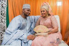 Nigerian Wedding Of Fatima and Usman In Abuja