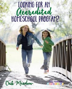 Homeschooling with Accredited Distance Learning programs
