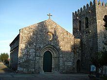 Igreja de Santa Maria de Abade de Neiva –barcelos