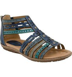 ebd2a275c28 Main Image - Earth®  Bay  Leather Sandal (Women) Earth Shoes