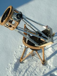 how to build a dobsonian telescope diy astronomy project books