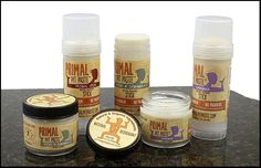 Finally an all natural organic deodorant that works!  Sign up for this great giveaway - You could win a 4 pack of primal pit paste - winners choice
