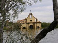 Falcon Lake, Zapata, TX - minus the lake pirates