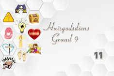 Huisgodsdiens: Graad 9 Youth Ministry, Afrikaans, Teaching Kids, Place Card Holders, Posts, Blog, Christian, Messages, Afrikaans Language