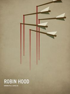 Robin Hood Minimalist Posters for Your Favorite Childrens Stories by Christian Jackson Minimalist Book, Minimalist Poster, Minimalist Design, Wes Anderson Movies, Minimal Movie Posters, Kid Movies, Children Movies, Ps Movie, Alternative Movie Posters