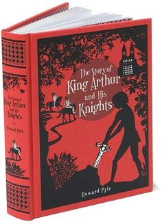 The Story of King Arthur and His Knights. Don't know if I should get the ebook version or the actual book because there's another version of this book I want to buy.