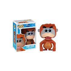 Figura Pop! Disney - El Libro de la Selva: Rey Louie  Uno de los musicales más famosos de Disney. El Libro de la Selva... Funko nos trae a sus protagonistas.  El Rey Louie... el Rey de los monos.