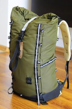 myog backpack Like and Repin. Thx Noelito Flow. http://www.instagram.com/noelitoflow https://www.worldtrip-blog.com
