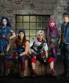 The Descendants 2 Trailer Is Here – & It's Going To Be Huge+#refinery29