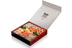 "Sushi Shop ""London"" Box by Chris Labrooy"