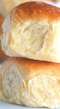 Hawaiian Coconut Bread Rolls