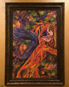Galactic Warrior by Deeline