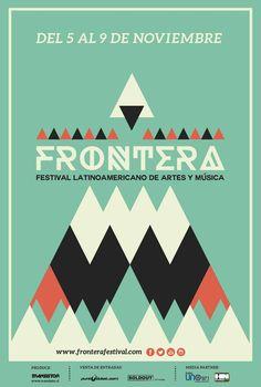 Frontera Festival - 05 al 09 de noviembre - Club Hípico de Santiago