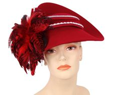 678cd4aa2355c Women s Wool Dress Church Hats - E103B
