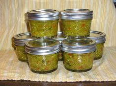 Sweet and Snappy Zucchini Relish - Small Batch