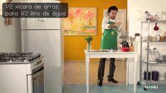 O especialista em macrobiótica Elias Pereira ensina como fazer uma bebida sem lactose com o arroz integral, ingrediente básico desse tipo de dieta. Mais rece...