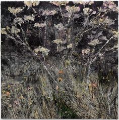 Anselm Kiefer/ Morgenthau Plan, 2012 Acrylic, emulsion, oil and shellac on photograph mounted on canvas 149 x 149 inches x 380 cm) Anselm Kiefer, Contemporary Artists, Modern Art, Contemporary Sculpture, Augustin Lesage, Gagosian Gallery, Vincent Van Gogh, Oeuvre D'art, Les Oeuvres