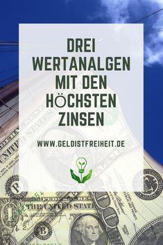 Nie gab es so viele Möglichkeiten zu investieren. Trotz Niedrigzinsen bei den… There have never been so many opportunities to invest. Despite low interest rates at the banks, there are really great opportunities to invest your money. Investing Money, Saving Money, Money Plan, Savings Planner, Make Easy Money, Budget Planer, Interest Rates, Earn Money Online, Finance Tips
