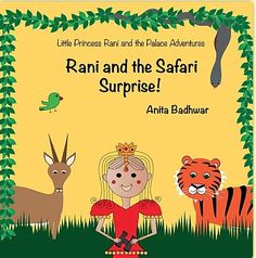 Little Princess Rani and her friend Jaya, take a safari jungle tour in India. After spending a fun day learning about different animals, they begin their trip home. Once they reach home, however, Rani finds a mischievous surprise waiting for her! Kids Book Series, Princess Adventure, India Tour, Waiting For Her, Little Princess, Childrens Books, Safari, Learning, Fun