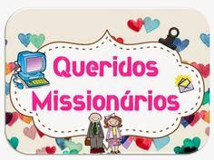 As Tontas Vão Ao Céu: Cards - Queridos Missionários