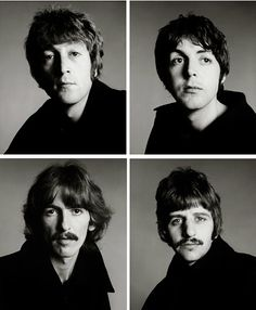 Richard Avedon, The Beatles, London, 1967