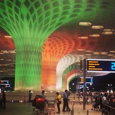 """Beautiful colours at mumbai airport"" Mumbai Airport, Colours, Twitter, Beautiful"