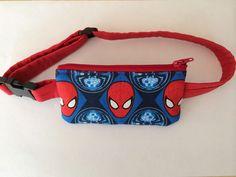 Spiderman Insulin Pump Pouch