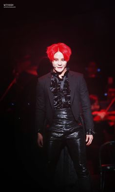 Junsu Baby at 2014 XIA Ballad & Musical Concert with Orchestra ❤️ JYJ Hearts