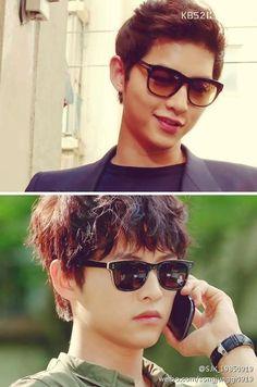Kang Ma Roo (Nice Guy) Song Joong Ki