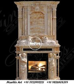 How To Update A Marble Fireplace Gas Fireplace Facade Granite Face White Sparkle Fireplace Custom Fireplace Mantels, Marble Fireplace Mantel, Fireplace Mantel Surrounds, Marble Fireplaces, Gas Fireplace, Fireplace Facade, Roman Fountain, Natural Stone Fireplaces, Marble Columns