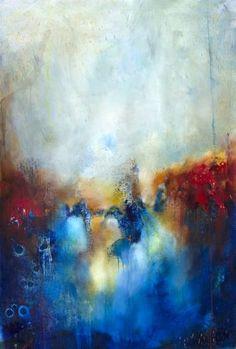 "Saatchi Art Artist Behzad Tabar; Painting, ""Gully"" #art"