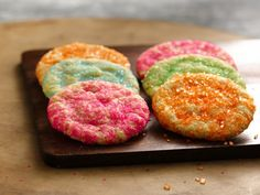 Gluten Free Sugar cookies using a cake mix (yes yes yes! what I am making this weekend)