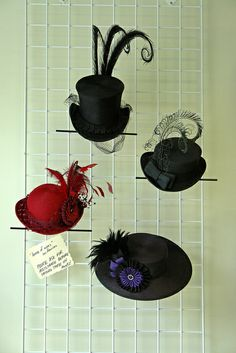 Women's Hat Display II | Flickr - Photo Sharing!