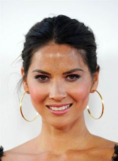 Olivia Munn...just found out she went to my college and studied Japanese, too!