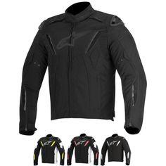 Alpinestars Mens T-GP R Waterproof Sport Street Bike ADV Motorcycle Jacket
