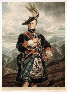 Duke of Gordon ✿༺ born 1770, Edinburgh.