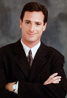 Bob Saget. He makes funny movies, but he seems like a creep in real life.