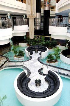 Hotel Lobby Designs - Around the World