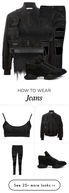 """""""Untitled #2787"""" by xirix on Polyvore featuring Givenchy, Boohoo, 3.1 Phillip Lim and adidas"""