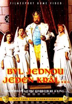 Byl jednou jeden král Christmas Movies, Christmas Time, Dvd Film, Czech Republic, Fairy Tales, Tv Shows, Childhood, Cinema, Actors