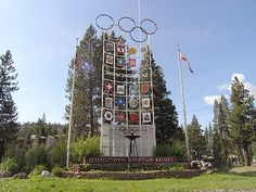 Squaw Valley home of 1960 Olympic Games ( Lake Tahoe, CA)