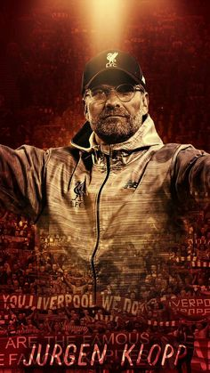 In Klopp we trust Liverpool Anfield, Liverpool Football Club, Liverpool You'll Never Walk Alone, Juergen Klopp, Liverpool Wallpapers, Red Day, Football Pictures, Premier League, Past