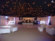 Chill Zone Marquee. Perfect for Night time at a Wedding, Party or Corporate Event. For those who want to Celebrate in Style! www.pavilionmarquees.com