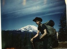 My first backpacking trip - 1969