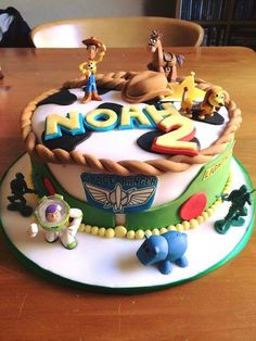 Toy Story Birthday Cake Love It