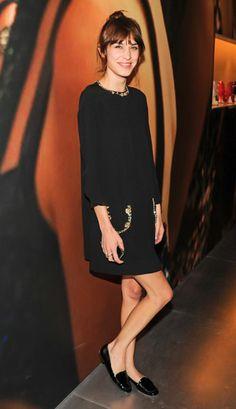 Alexa Chung Style - Best Dresses & Fashion Outfits   Grazia Fashion