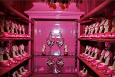 Design Dazzle: Girls Rooms: Barbie Mod & Barbie Vintage