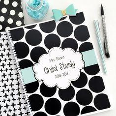 Spiral Notebooks — PaperDoll Designs
