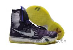 62e6497978f6 Buy Nike Kobe 10 High Top Elite Team Ink Persian Violet Volt Reflect New  Style from Reliable Nike Kobe 10 High Top Elite Team Ink Persian Violet  Volt ...