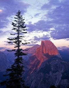 Half Dome,Yosemite National Park ♠ re-pinned by http://www.wfpblogs.com/author/rachelwfp/